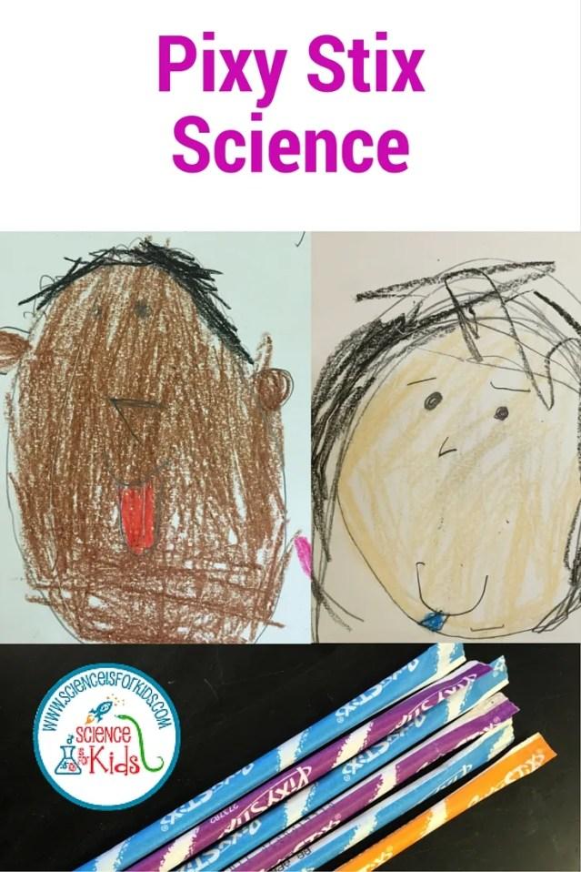 Pixy Stix Science