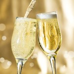 Champagne is well known for its characteristic bubbles  Sciengist