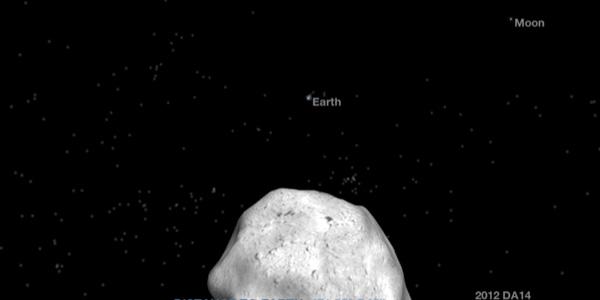 asteroïde 2012 da14