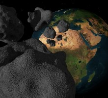 Niente meteorite annienta-Terra, almeno per il momento
