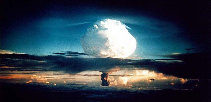Bomba H e orologio della fine del mondo