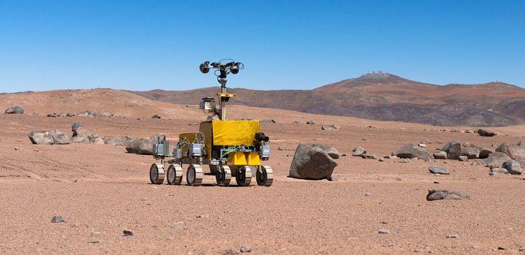 ExoMars: continua la ricerca di vita su Marte