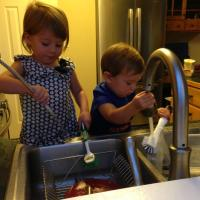 My Children Love to Help