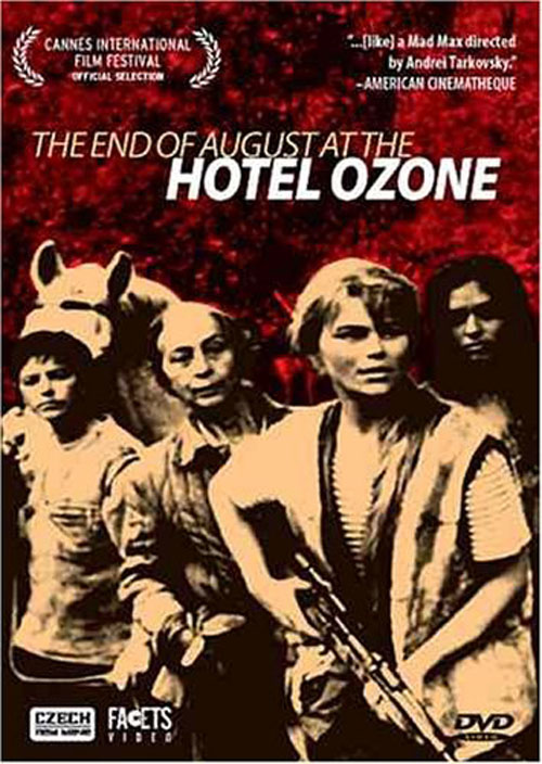 Poster do filme Late August at the Hotel Ozone