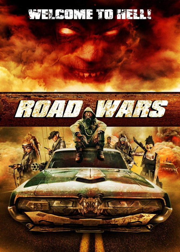 Poster do filme Road Wars
