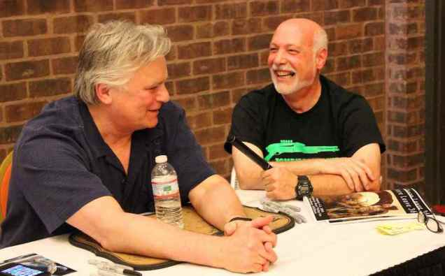 Mark J. Gross & Richard Dean Anderson