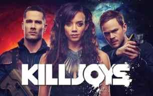 killjoys wild