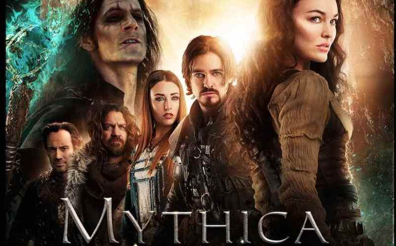 Mythica 4