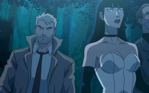 Matt Ryan The Voice Of Constantine In Justice League Dark