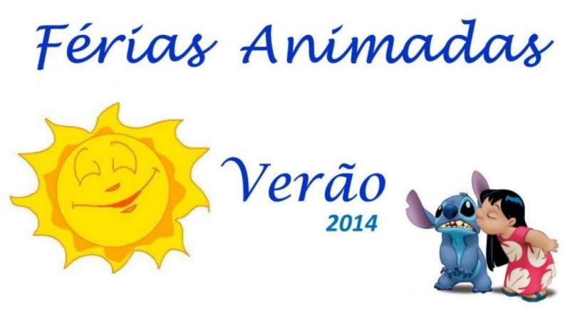 Férias Animadas Verão 2014 Destaque