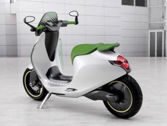 Smart eScooter Concept