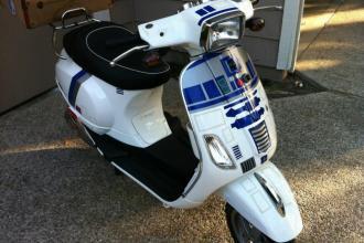 R2 Vespa S