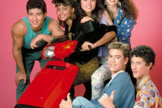 Saved by the Bell featuring Honda Elite 80