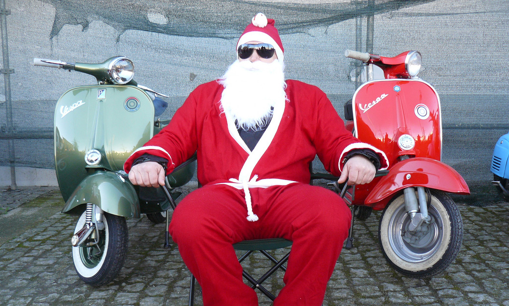 Christmas Scooters