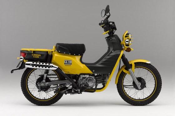 Honda Cross Cub Concept