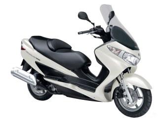 Suzuki Burgman 200G