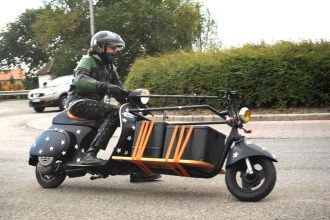 Motofocker Cargo Scooter
