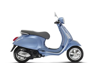 The 2014 Vespa Primavera