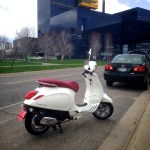ScooterFile First Ride - 2014 Vespa Primavera 150 3Vie 20
