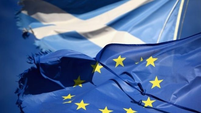 Scotland's place in Europe: differentiation is the name of the game