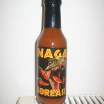 Review – CaJohns NagaSoreAss Hot Sauce