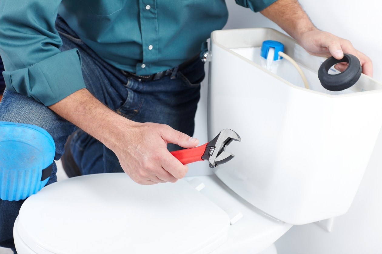 5 signs that you have a leaky toilet scottsdale plumbing for The leaky pipe carries more water