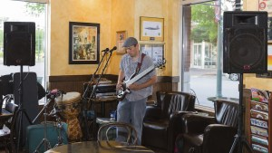 Scott Varney at Aromas Oyster Point @ Aromas Oyster Point | Newport News | Virginia | United States