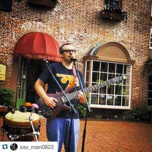 Scott Varney at the Williamsburg Farmers Market @ Williamsburg Farmers Market | Williamsburg | Virginia | United States