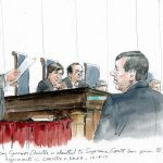 """A """"view"""" from the courtroom: Must be in the front row"""
