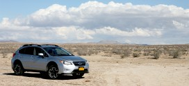 In The Desert, Every Picture Of Your Car Looks Like A Professional Ad