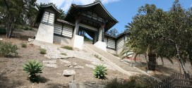 A Japanese Palace Hidden in the Hollywood Hills