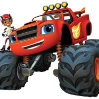 Juguetes de Blaze y los Monster Machines
