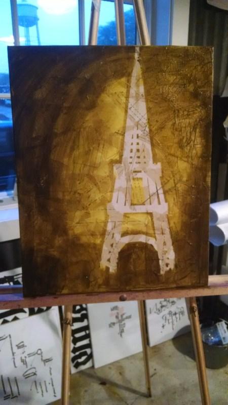 Work-in-Progress 16x20 canvas