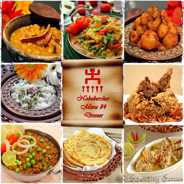 Authentic Bengali Dinner
