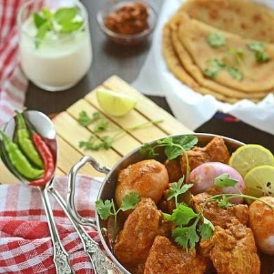 Chicken Do Pyaza | Murgh Do Pyaaza