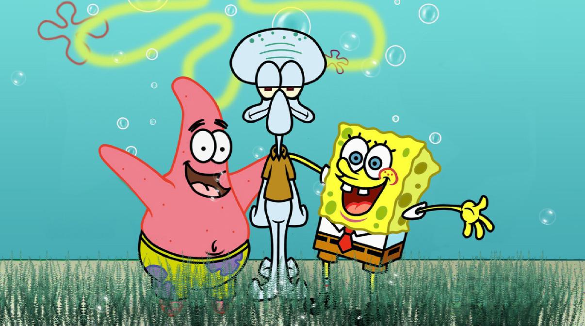 Bob Sponge Screensaver