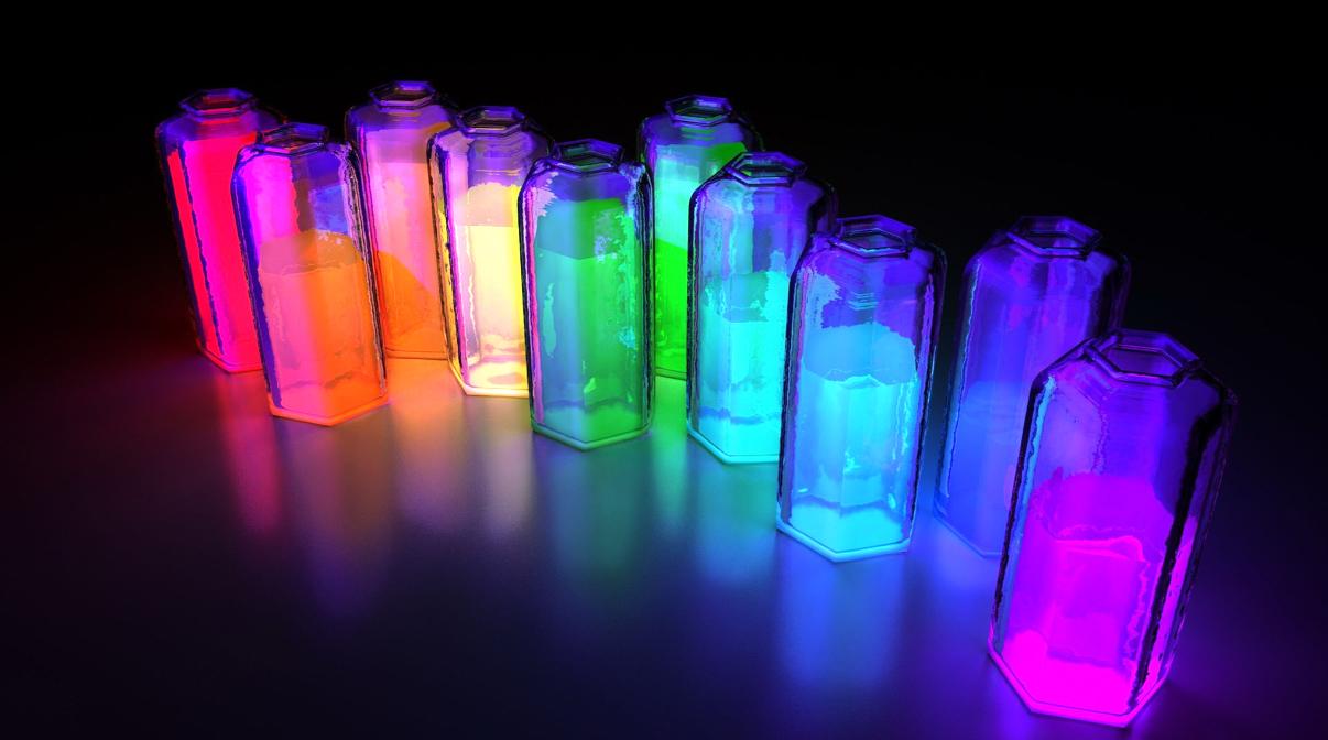 Color Light Screensaver