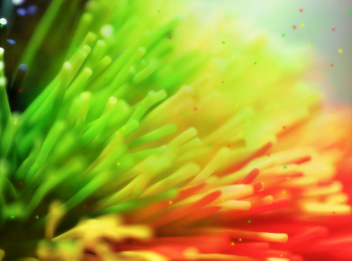 Colorful Screensaver