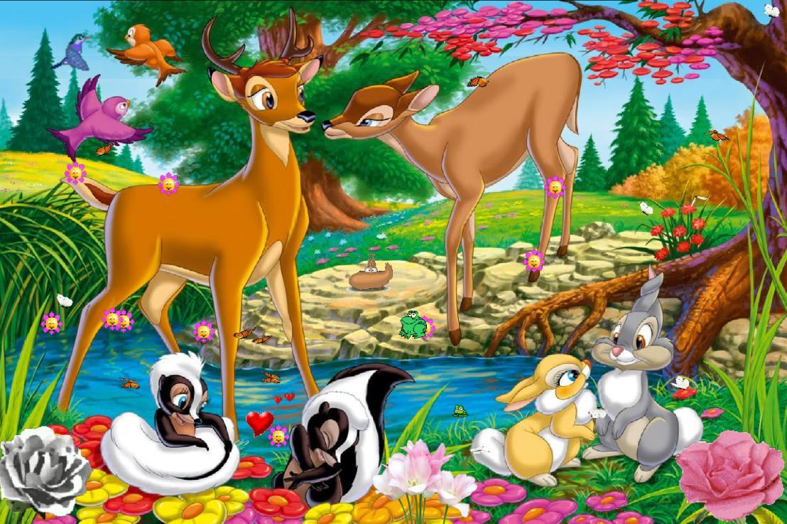 Disney Screensaver