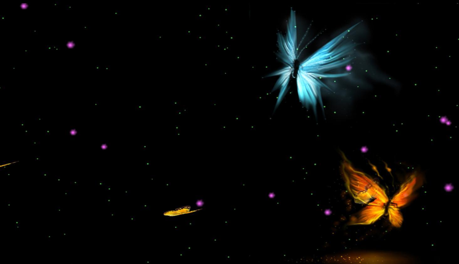 Fantastic Butterfly Screensaver