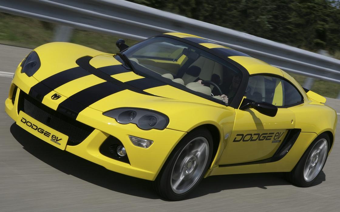 Fantastic Dodge Cars Screensaver