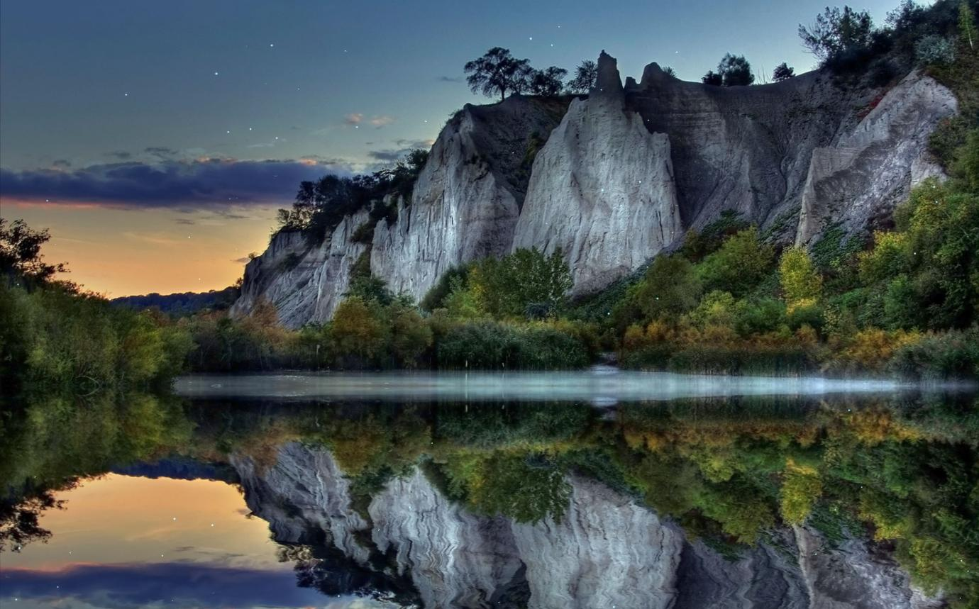 Fantastic Landscape Screensaver