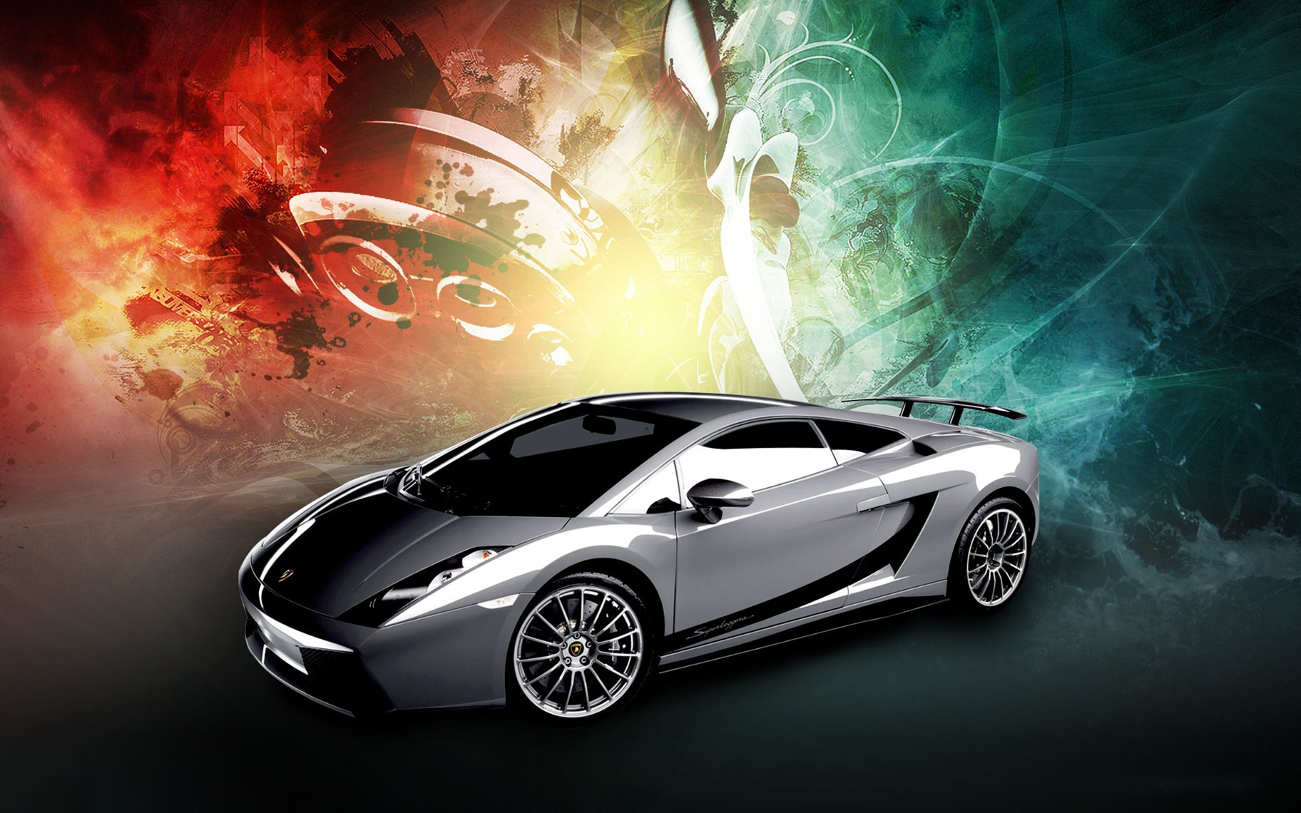 Lamborghini Screensaver