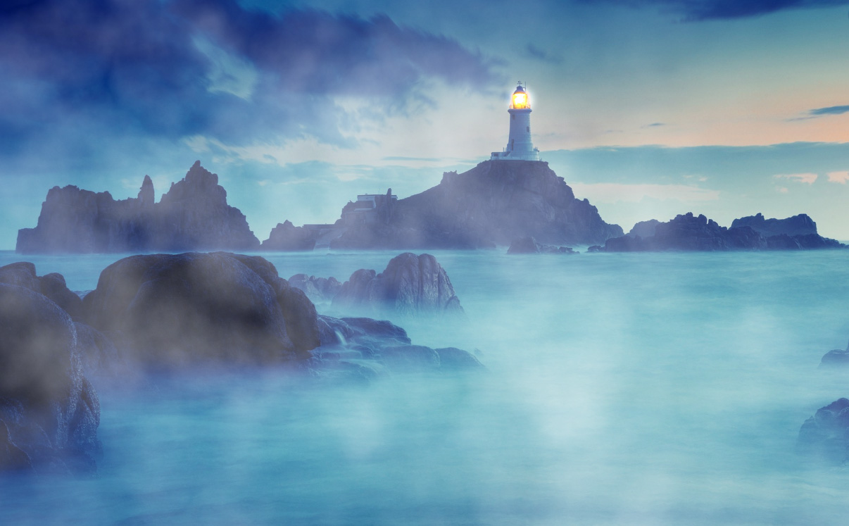 Lonely Lighthouse Screensaver