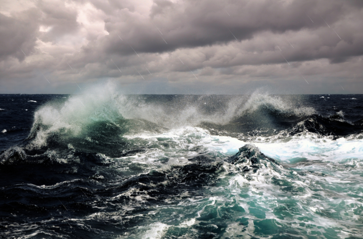 Ocean Waves Screensaver