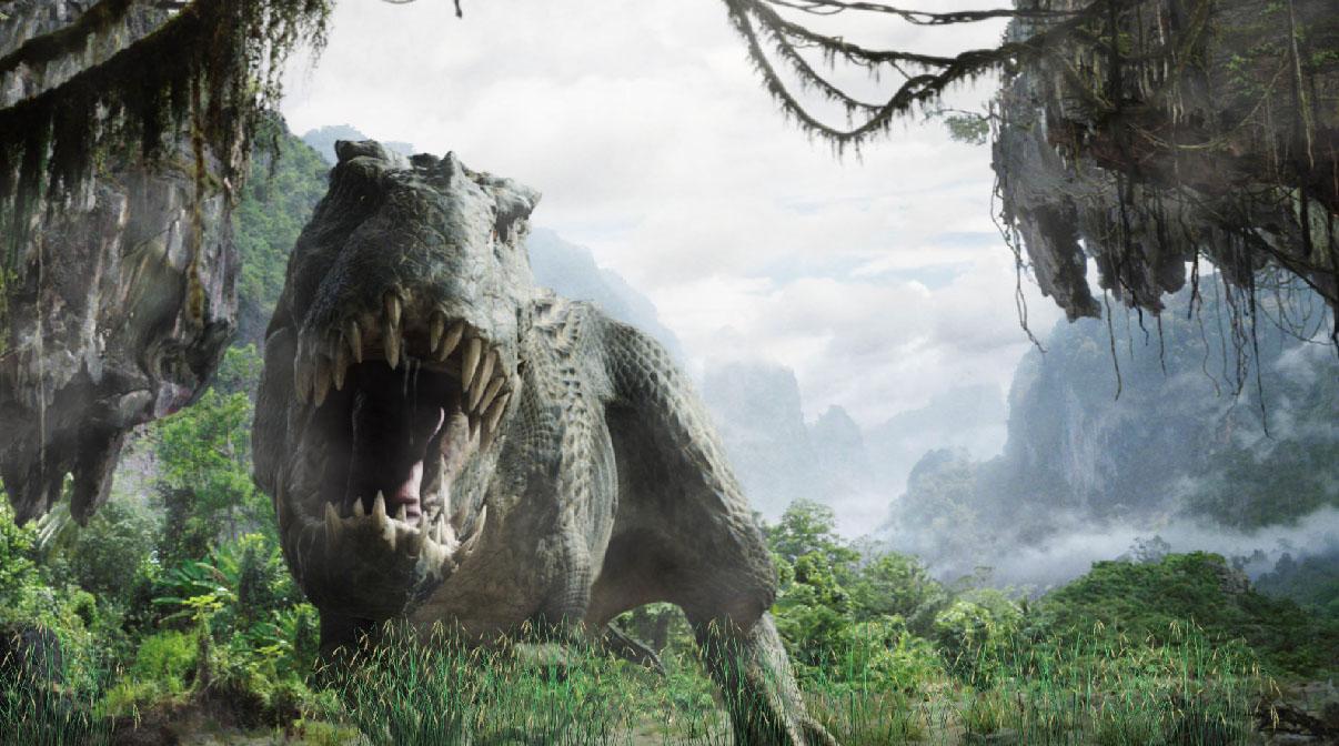 Prehistoric Monsters Screensaver