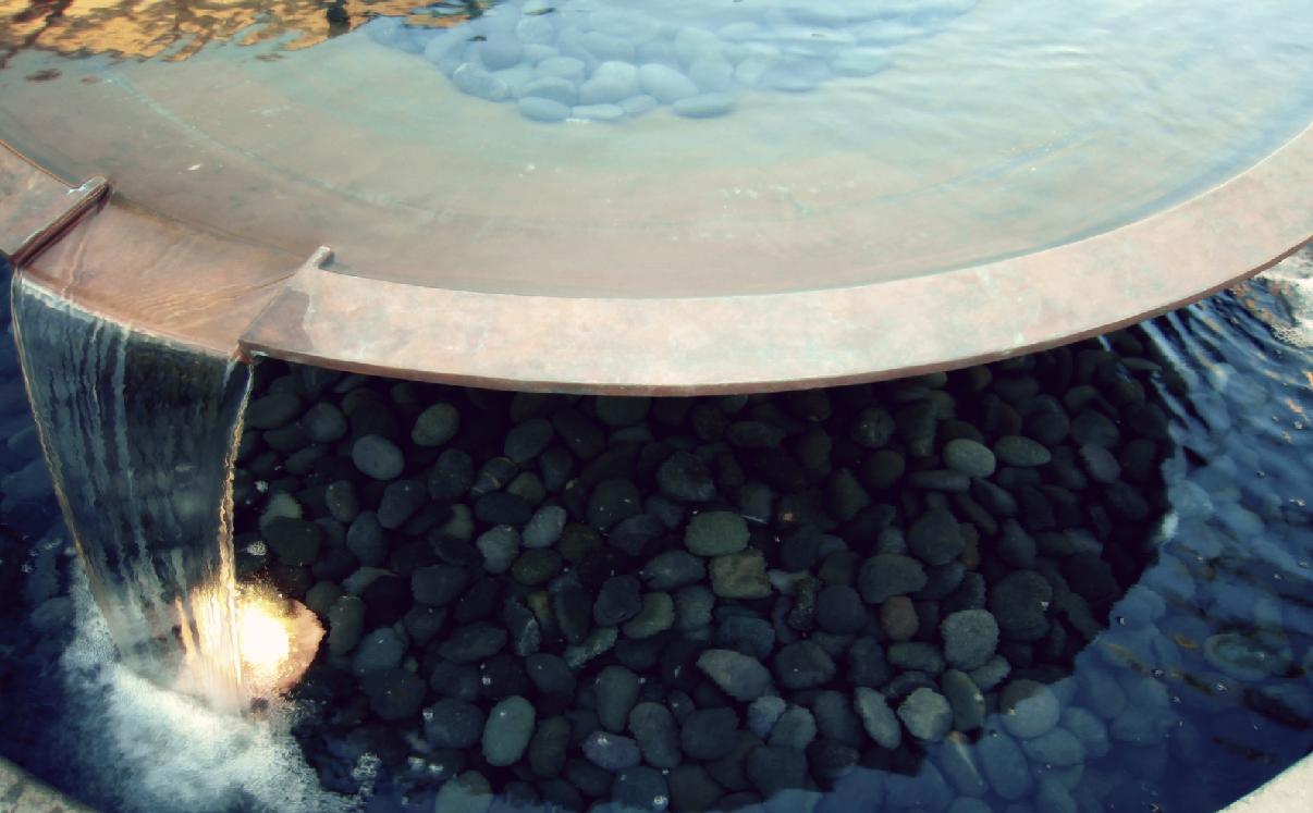Serene Fountain Screensaver
