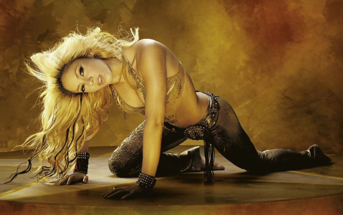 Shakira Screensaver