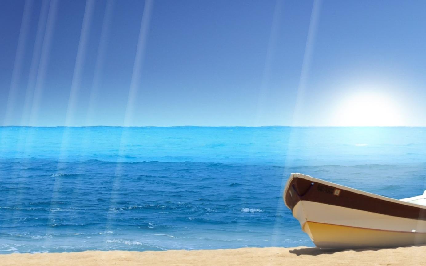 Summer Beach Screensaver