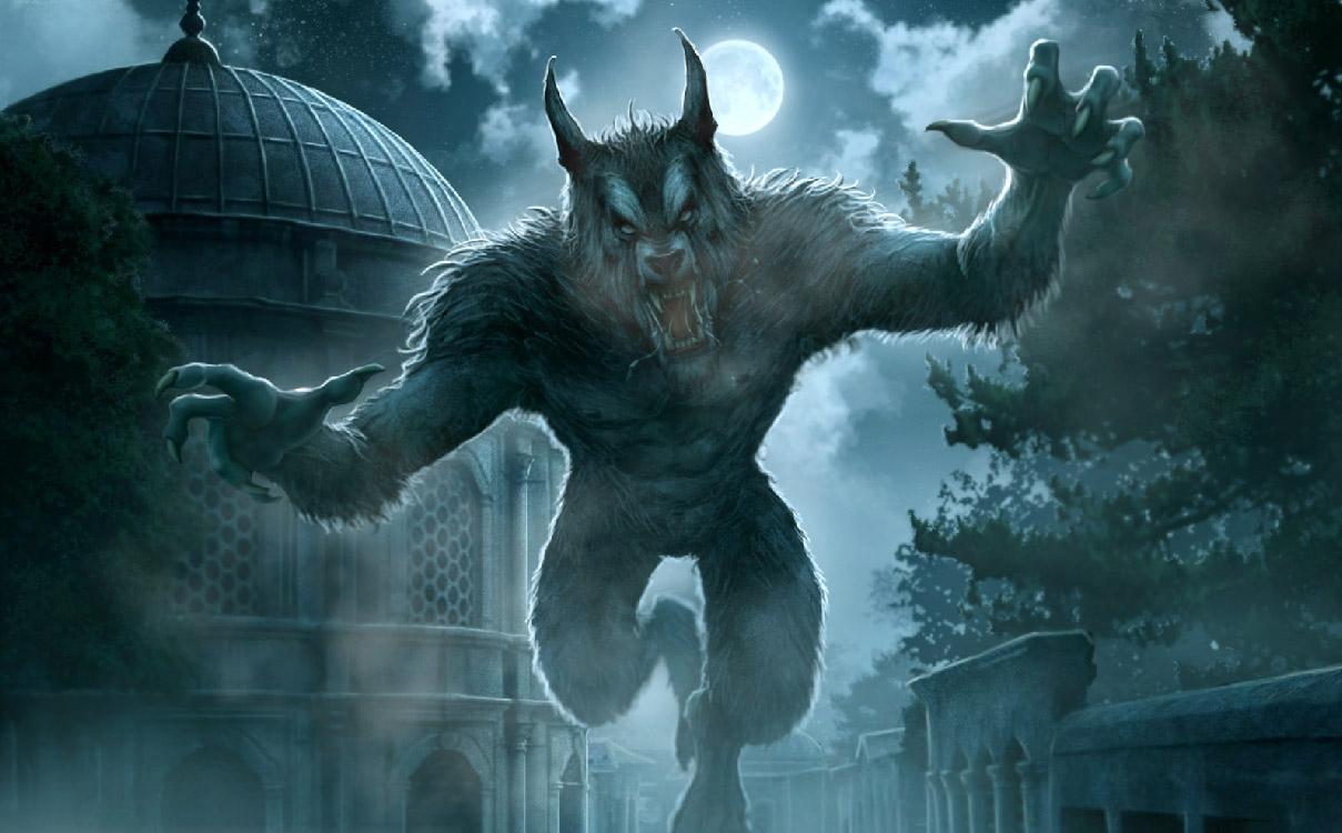 Werewolf Screensaver